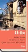Cover-Bild zu Altmann, Andreas: Lesereise Afrika