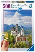 Cover-Bild zu Märchenhaftes Schloss Neuschwanstein Gold Edition