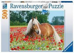 Cover-Bild zu Pferd im Mohnfeld