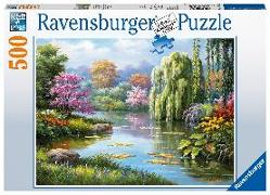 Cover-Bild zu Romantik am Teich