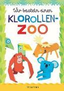 Cover-Bild zu Pautner, Norbert: Wir basteln einen Klorollen-Zoo. Das Bastelbuch mit 40 lustigen Tieren aus Klorollen: Gorilla, Krokodil, Python, Papagei und vieles mehr. Ideal für Kindergarten- und Kita-Kinder (eBook)