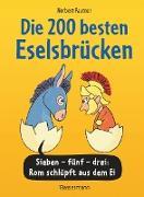 Cover-Bild zu Pautner, Norbert: Die 200 besten Eselsbrücken - merk-würdig illustriert (eBook)
