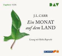 Cover-Bild zu Carr, J.L.: Ein Monat auf dem Land
