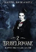 Cover-Bild zu 2 Gruselromane (eBook) von Barkawitz, Martin