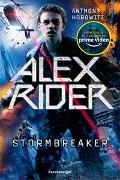 Cover-Bild zu Alex Rider, Band 1: Stormbreaker von Horowitz, Anthony