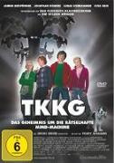 Cover-Bild zu Wigand, Tomy (Prod.): TKKG - Das Geheimnis um die rätselhafte Mind-Machine