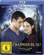 Cover-Bild zu Maria Ehrich (Schausp.): Saphirblau