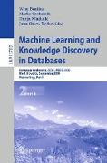 Cover-Bild zu Buntine, Wray (Hrsg.): Machine Learning and Knowledge Discovery in Databases