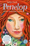Cover-Bild zu Zinck, Valija: Penelop und der funkenrote Zauber: Kinderbuch ab 10 Jahre - Fantasy-Buch für Mädchen und Jungen