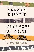 Cover-Bild zu Rushdie, Salman: Languages of Truth