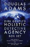 Cover-Bild zu Adams, Douglas: Dirk Gently's Holistic Detective Agency Box Set (eBook)
