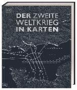Cover-Bild zu Adams, Simon: Der Zweite Weltkrieg in Karten
