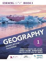 Cover-Bild zu Dunn, Cameron: Edexcel A level Geography Book 1 Third Edition (eBook)