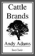 Cover-Bild zu Adams, Andy: Cattle Brands (eBook)