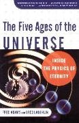 Cover-Bild zu Adams, Fred C.: The Five Ages of the Universe (eBook)
