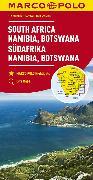 Cover-Bild zu Südafrika, Namibia, Botswana. 1:2'000'000