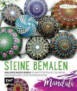Cover-Bild zu Steine bemalen - Mandala von Berstling, Anette