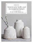 Cover-Bild zu Keramische Kerb- und Schneidetechniken von Carr, Hilda