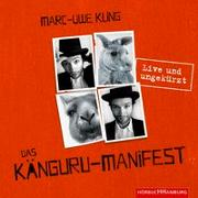 Cover-Bild zu Das Känguru-Manifest (Känguru 2) von Kling, Marc-Uwe