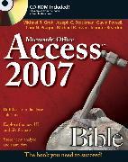 Cover-Bild zu Groh, Michael R.: Access 2007 Bible (eBook)