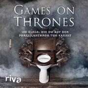 Cover-Bild zu Powell, Michael: Games on Thrones (eBook)