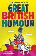 Cover-Bild zu Powell, Michael: The Mammoth Book of Great British Humour (eBook)