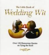 Cover-Bild zu Powell, Michael: The Little Book of Wedding Wit
