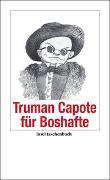Cover-Bild zu Capote, Truman: Truman Capote für Boshafte