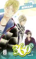 Cover-Bild zu Minami, Toko: 360° 03