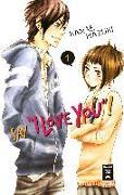 "Cover-Bild zu Hazuki, Kanae: Say ""I love you""! 01"