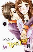 "Cover-Bild zu Hazuki, Kanae: Say ""I love you""! 08"
