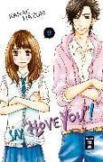 "Cover-Bild zu Hazuki, Kanae: Say ""I love you""! 09"