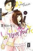"Cover-Bild zu Hazuki, Kanae: Say ""I love you""! 15"