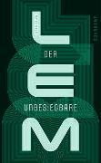 Cover-Bild zu Lem, Stanislaw: Der Unbesiegbare