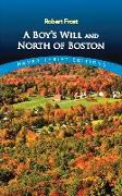 Cover-Bild zu Frost, Robert: A Boy's Will and North of Boston
