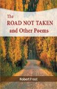 Cover-Bild zu Frost, Robert: The Road Not Taken and Other Poems