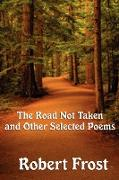 Cover-Bild zu Frost, Robert: The Road Not Taken and Other Selected Poems