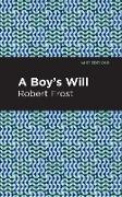 Cover-Bild zu Frost, Robert: A Boy's Will