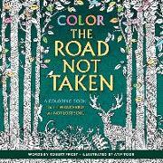 Cover-Bild zu Frost, Robert: Color the Road Not Taken