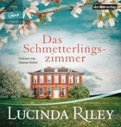 Cover-Bild zu Das Schmetterlingszimmer von Riley, Lucinda