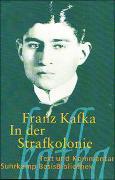 Cover-Bild zu Kafka, Franz: In der Strafkolonie