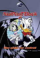 Cover-Bild zu Disney, Walt: NullNull Duck 2. Man quakt nur zweimal