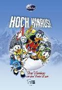 Cover-Bild zu Disney, Walt: Hoch hinaus! - Das Wandern ist der Ente Lust