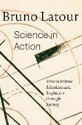 Cover-Bild zu Latour, Bruno: Science in Action