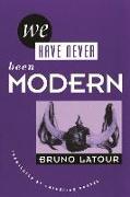 Cover-Bild zu Latour, Bruno: We Have Never Been Modern