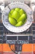 Cover-Bild zu LaTour, Bruno: Politics of Nature