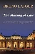 Cover-Bild zu Latour, Bruno: The Making of Law