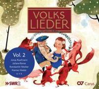 Cover-Bild zu Volkslieder Vol. 2 von Kaufmann, Jonas (Hrsg.)