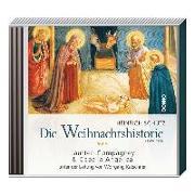 Cover-Bild zu CD »Die Weihnachtshistorie (SWV 435)« von Schütz, Heinrich (Komponist)
