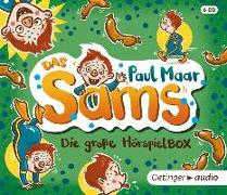 Cover-Bild zu Maar, Paul: Das Sams. Die große Sams Hörspielbox (6 CD)